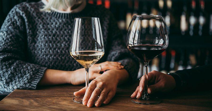 Η γλώσσα του κρασιού